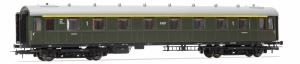 Wagon pasażerski 1 kl. PKP 5025 Ahz (ex AB4ü-26a), st. Olsztyn, Ep. IIIc