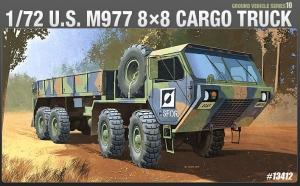 M977 8x8 U.S. Army Cargo Truck