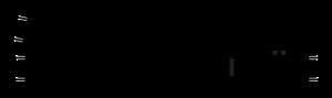 Zwrotnica prawa długa 245 mm, R852 mm, 11,25st.