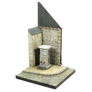 Vallejo SC004 Diorama Fragment budynku normandzkiego 1:35