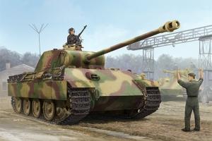 Trumpeter 00928 Czołg Sd.Kfz.171 Panther G - 1:16