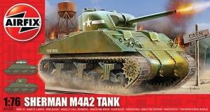Airfix A01303 Sherman M4 Mk1 Tank 1:76