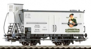 Piko 54949 Wagon piwny Gampertbräu, DRG, Ep. II