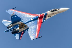 Hobby Boss 81776 SU-27 Flanker B Russian Knights - 1:48