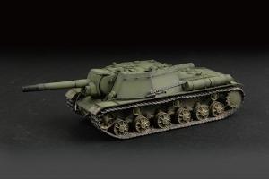 Trumpeter 07129 Ciężkie działo samobieżne SU-152 - 1:72