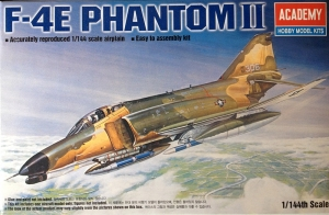 Academy 12605 F-4E Phantom II