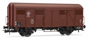 Rivarossi HRS6428 Wagon towarowy typ 223K/1, Kddet, PKP, Ep. IIIc