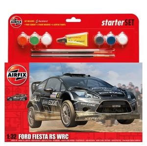 Starter Set - Ford Fiesta WRC 1:32