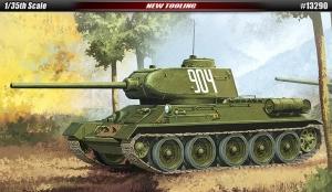 T-34/85 No.112 Factory prod.