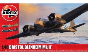 Airfix A09186 Bristol Blenheim Mk.IF 1:48