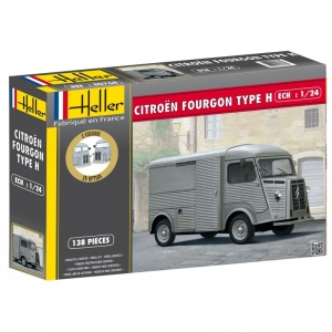 Heller 80768 Citroen Fourgon HY 1:24