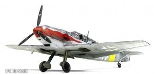 Messerschmitt ME BF-109 T-2 1:48