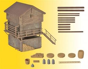 Stajnia i stodoła
