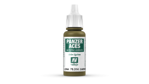 Vallejo 70314 Panzer Aces 70314 Canvas
