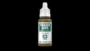 Panzer Aces 70314 Canvas