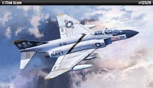 Academy 12529 USN F-4J VF-84 Jolly Rogers