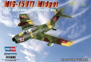 Hobby Boss 80262 Mig-15 UTI Midget - 1:72