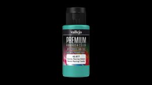 Vallejo 62077 Premium Color 62077 Candy Racing Green