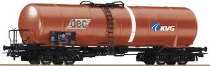 Wagon cysterna Zas PKP DEC KVG, Ep. VI