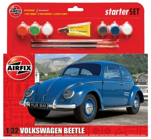 Airfix A55207 Starter Set - VW Beetle - 1:32
