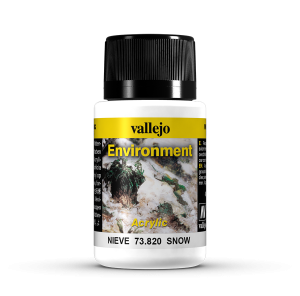 Vallejo 73820 Environment 40 ml. Snow