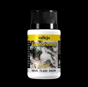 Environment 40 ml. Snow