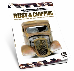 Vallejo 75011 Książka Rust & Chipping