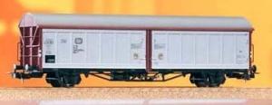 Wagon towarowy z odsuwanymi ścianami Hbis t294, DB AG, Ep. IV