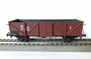 Exact-Train EX20344 Wagon towarowy odkryty Klagenfurt, 359 486 Wddo PKP, ep. III
