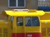 SKM-KLIM Klimatyzator lokomotywy SM42 PKP Energetyka Piko