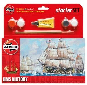 Airfix A55104 Starter Set - HMS Victory 1:400