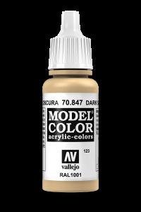 Vallejo 70847 Model Color 70847 123 Dark Sand