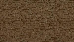 Kibri 34120 Płytka modelarska 20x12 cm - Ściana kamienna