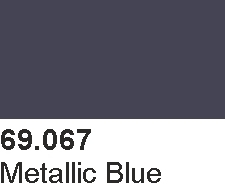 Mecha Color 69067 Metallic Blue