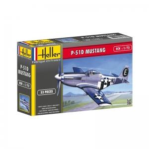 Heller 80268 P-51 Mustang
