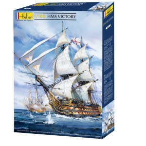 Heller 80897 Żaglowiec HMS Victory - 1:100
