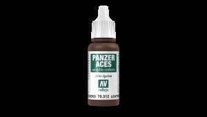 Panzer Aces 70312 Leather Belt