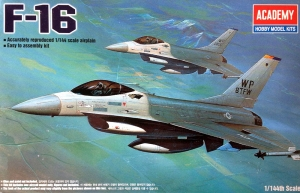 Academy 12610 F-16 Fighting Falcon