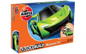 Quickbuild - McLaren P1 Green
