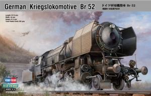 Hobby Boss 82901 Parowóz Kriegslokomotive BR52 - 1:72