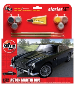 Starter Set - Aston Martin DB5 1:32