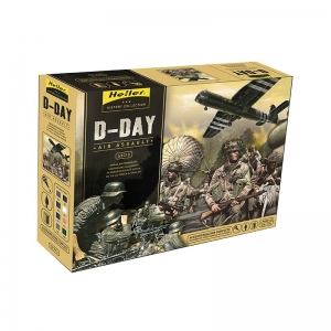 Heller 53010 Starter Set - D-Day Air Assault 1:72