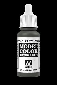 Vallejo 70979 Model Color 70979 97 German Cam. Dark Green