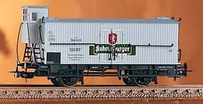 Piko 54221 Wagon piwny Fohrenburger, ÖBB, Ep. III