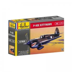Heller 80266 P-40E Kittyhawk