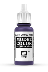 Vallejo 70960 Model Color 70960 47 Violet