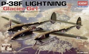 P-38F Lighting Glacier Girl