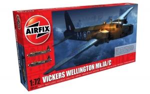 Vickers Wellington Mk.1A/C 1:72