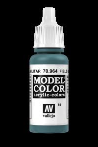 Vallejo 70964 Model Color 70964 58 Field Blue