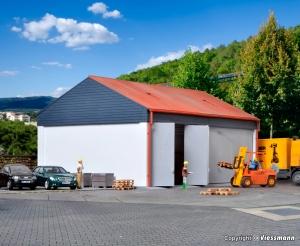 Kibri 38540 H0 Garaż na samochody ciężarowe / magazyn